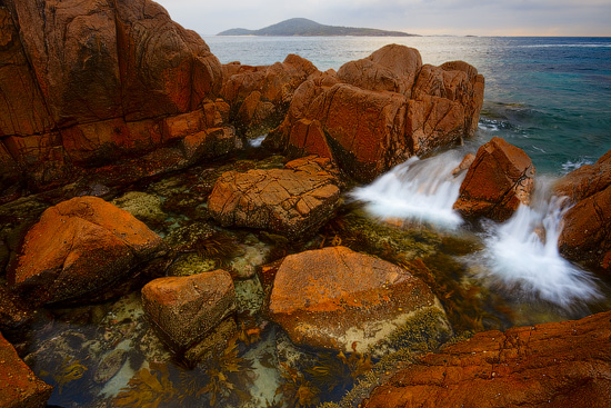 Fingal Head, Port Stephens, NSW, Australia