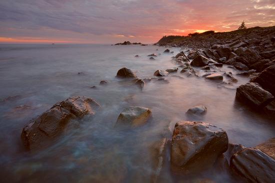 Pebbly Beach, Forster, NSW, Australia