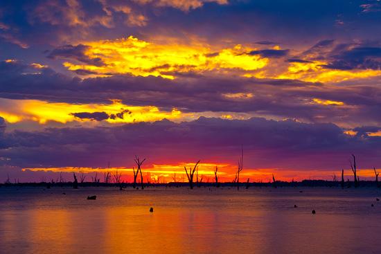 Mulwala Australia  city photos gallery : Lake Mulwala, NSW, Australia